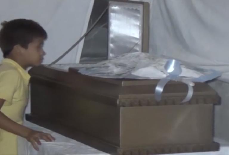 Menor de 18 meses muere ahogado con semilla de «licha» en Marcovia