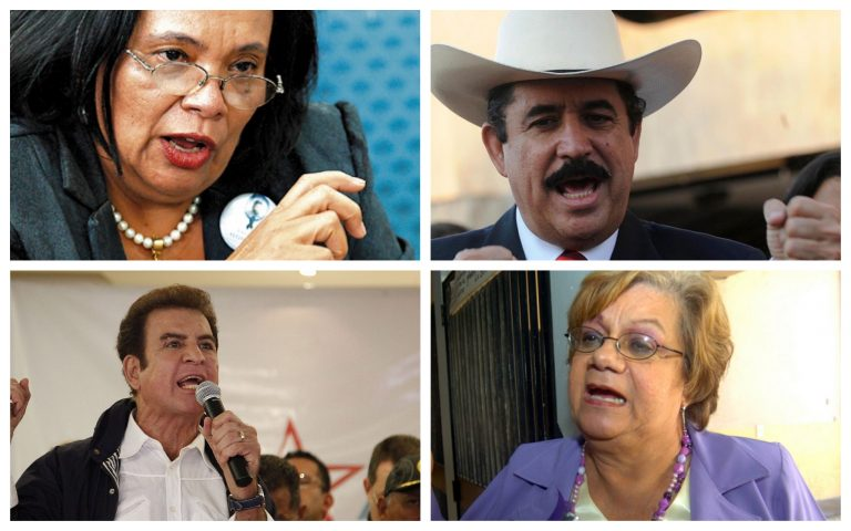 """FRASES DE LA SEMANA: ¿Qué dijo Doris Gutiérrez, """"Mel"""" Zelaya, Julieta Castellanos y Salvador Nasralla?"""