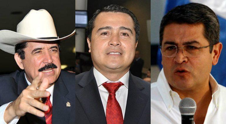 """""""Él lo entregó"""": Manuel Zelaya refiriéndose a JOH y su hermano «Tony» Hernández"""