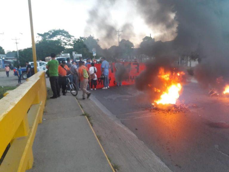 Ciudadanos de El Progreso se movilizan y exigen renuncia de JOH