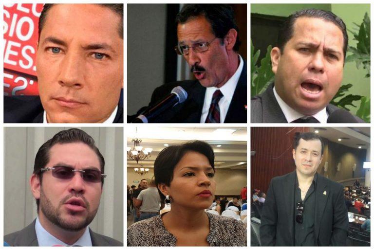 FRASES DE LA SEMANA: ¿Qué dijo Villeda, Cálix, Sabillón, del Rincón y Marlon Duarte?
