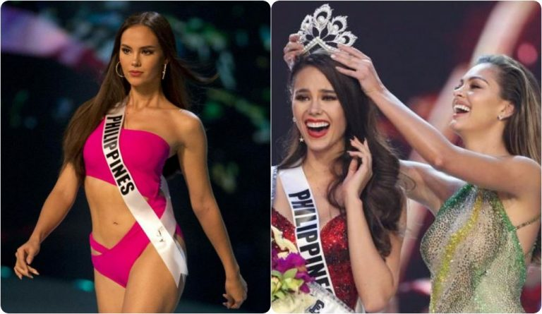La filipina Catriona Gray fue coronada como Miss Universo 2018