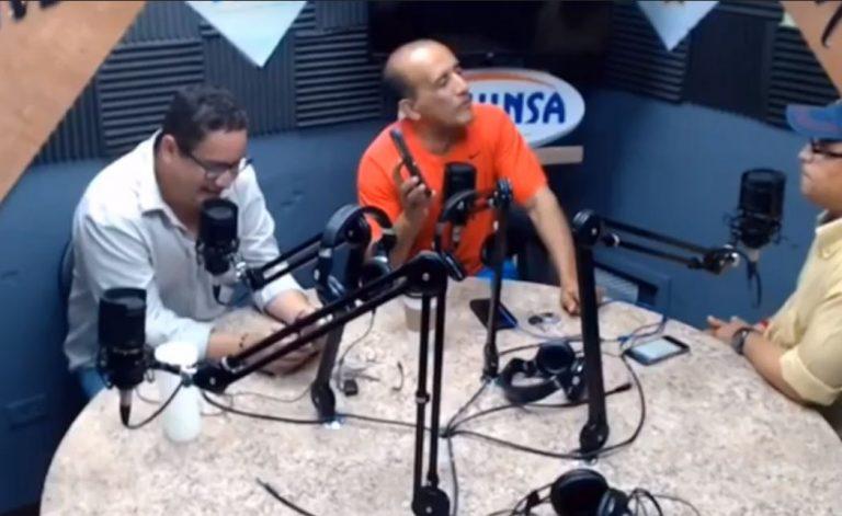 Ernesto Alonso Rojas reacciona a las críticas: «yo lo hice sin querer»