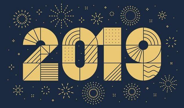 Bienvenido 2019: conozca el orden en que los países reciben el año nuevo