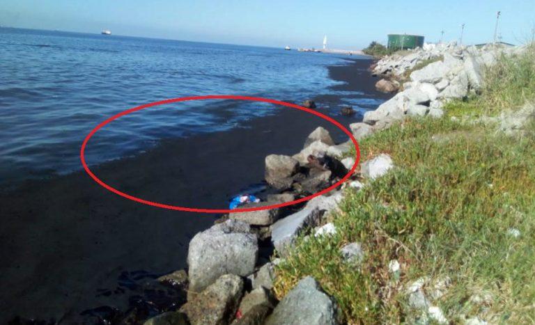 ¡Tragedia ambiental! Derrame de carbón en la bahía de Puerto Cortés