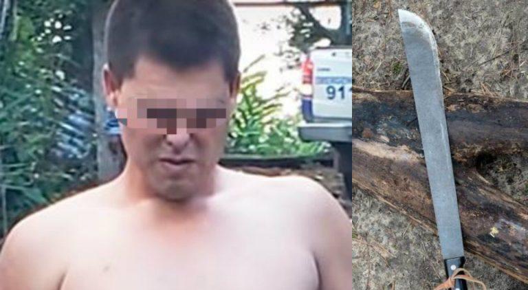 Molesto por supuesta infidelidad, hombre mata al padre de su mujer en Cortés