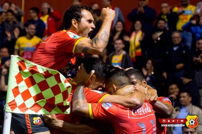 ¡Club Herediano se corona campeón de Costa Rica!