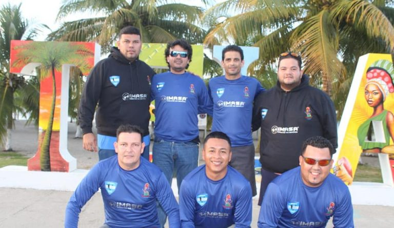 Selección de Futgolf de Honduras viajó al Mundial de Marruecos