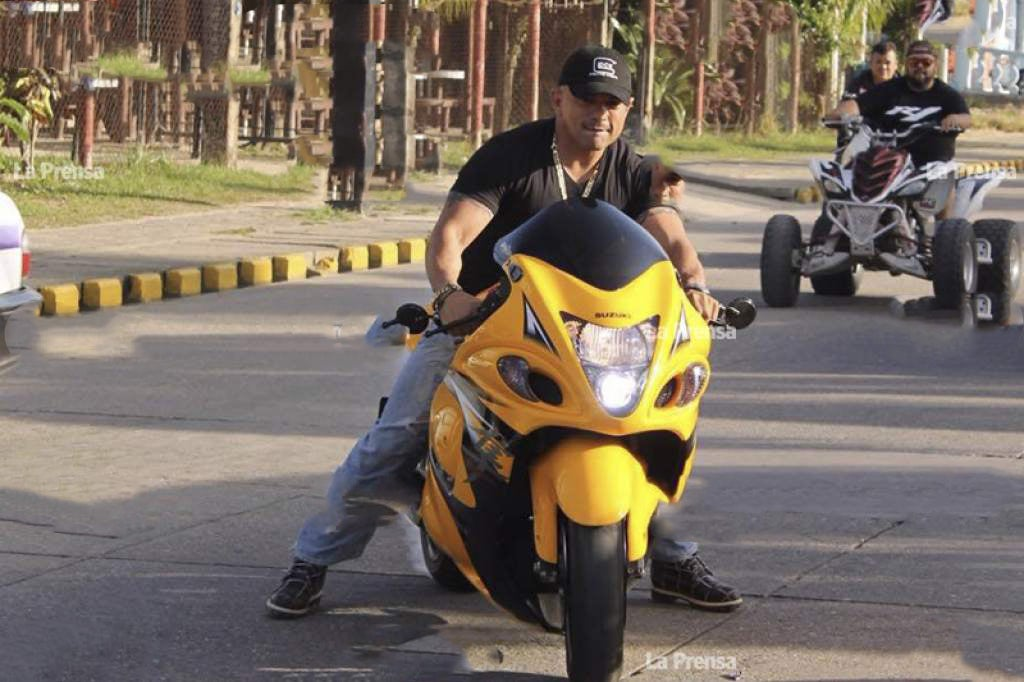 motociclista muerto en Villanueva