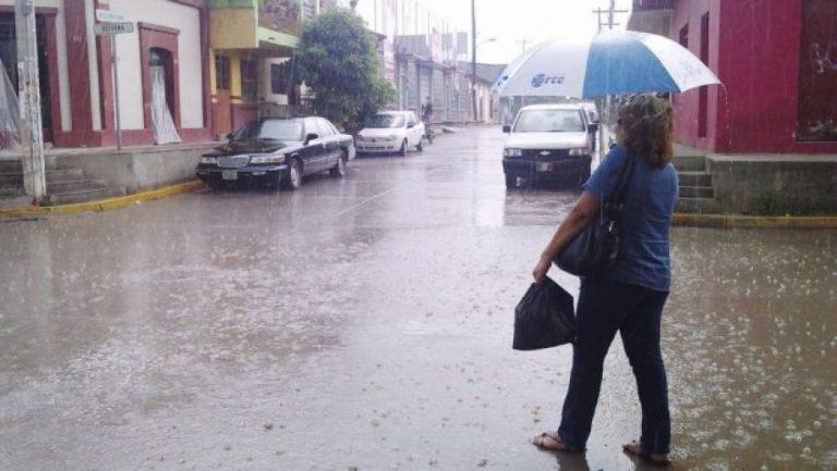 CLIMA DE HOY: continuarán las lluvias en la zona norte e insular del país