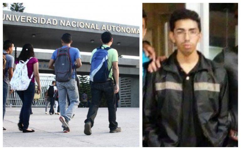 UNAH confirma que estudiante recibió golpiza dentro de campus; DPI tras la pista del agresor