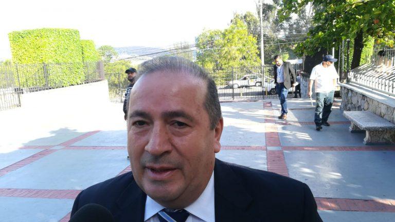 Niegan cambio de medidas al diputado Román Villeda; pedía salir del país
