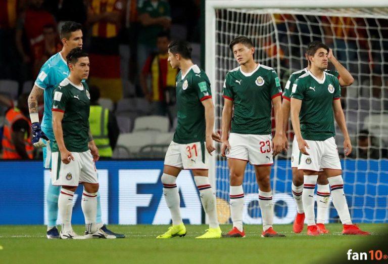 Chivas regresó a México en silencio tras fracaso en Mundial de Clubes