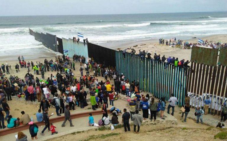 EUA anunció medidas históricas para enfrentar crisis de inmigración ilegal