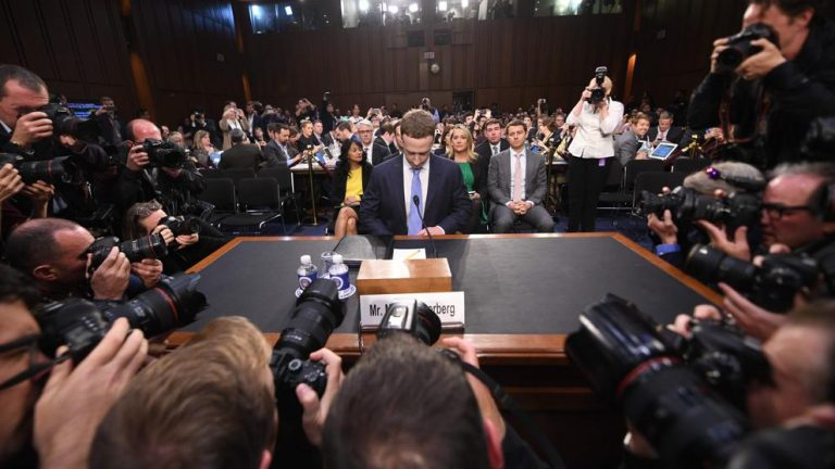 De escándalo en escándalo: 2018, el año horrible de Facebook