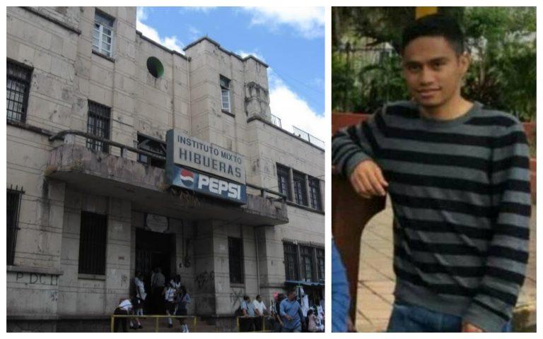 Consternación deja el homicidio de docente del Instituto Mixto Hibueras
