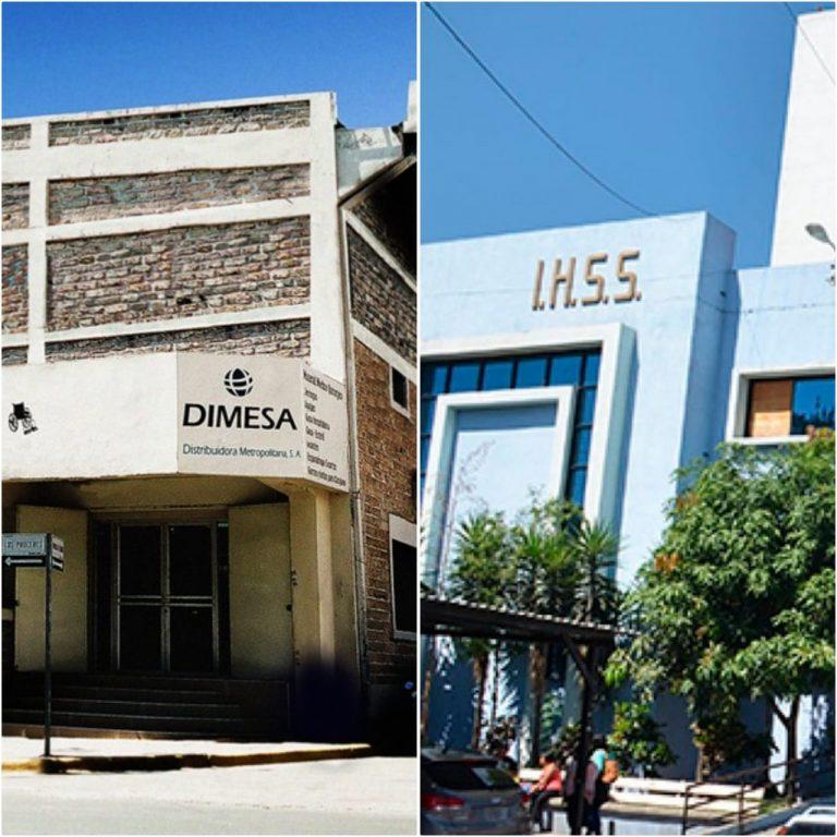 DIMESA asegura que no existió daño patrimonial contra el IHSS o sus derechohabientes