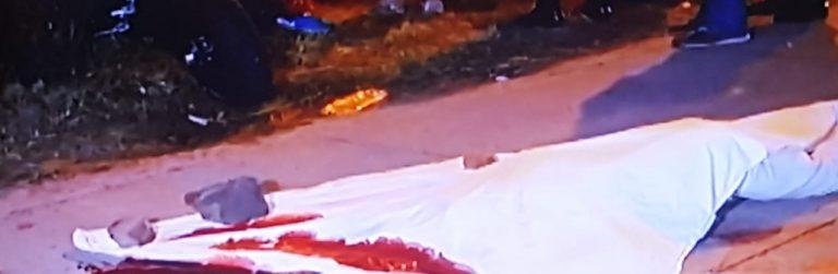 Sexagenario muere tras ser atropellado en la carretera entre Tegucigalpa y la zona Sur