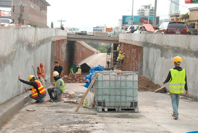 Entérate por qué se suspenden obras de infraestructura en Tegucigalpa
