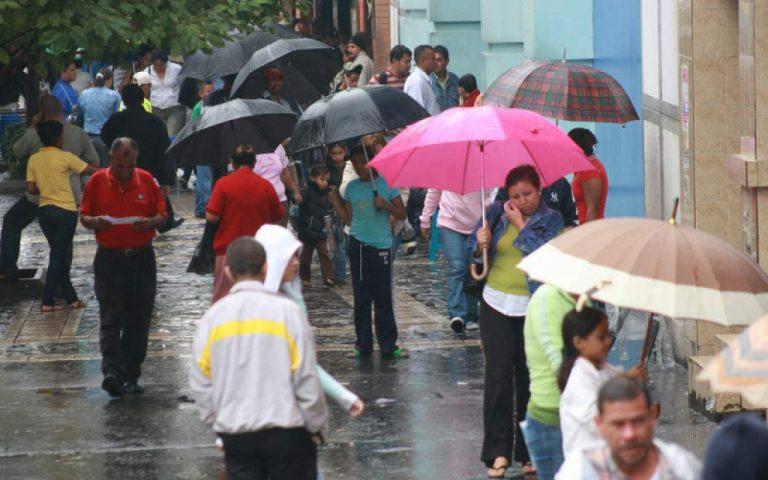 CLIMA DE ESTA TARDE: continúa la Alerta Verde para cinco departamentos
