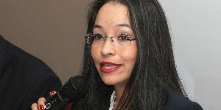 Gabriela Castellanos: con dinero robado por la corrupción se podría abastecer hospitales públicos