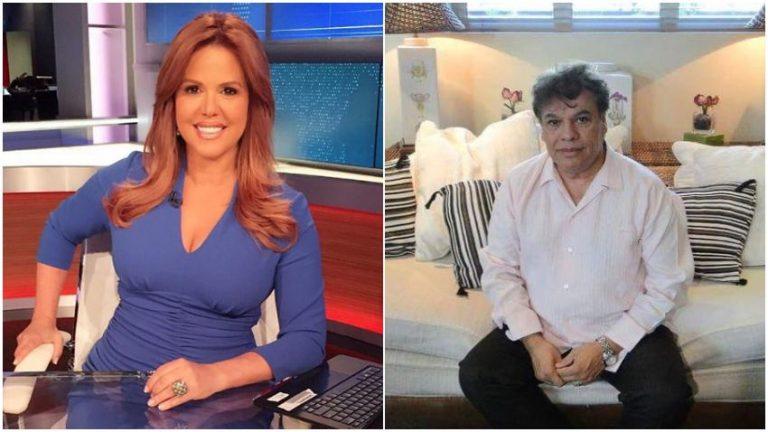 ¡María Celeste tiene las pruebas que Juan Gabriel está vivo!