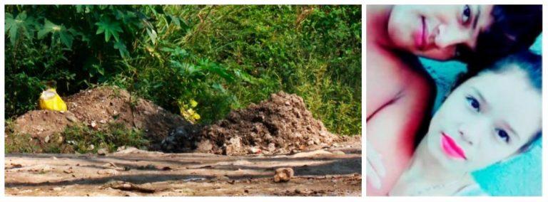 Cadáveres semienterrados en SPS eran de pareja; la joven estaba embarazada