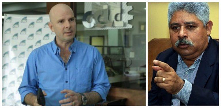 Pedro Barquero sobre amenaza de Marvin Ponce: ¿es a cuenta propia o de terceros?