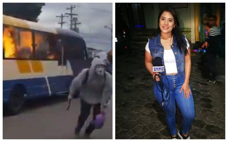 Universitarios son remitidos a Támara; responsabilizan a reportera de HCH