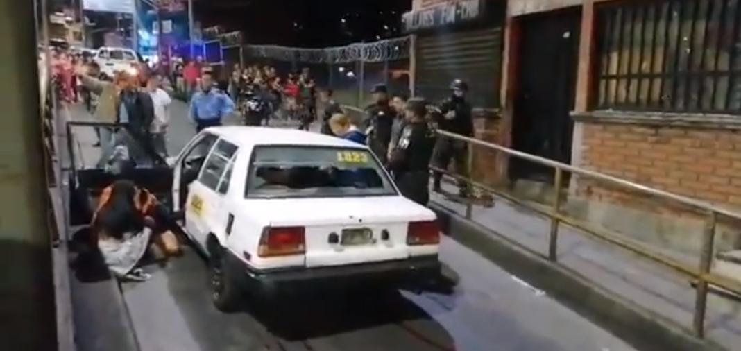 policía depurado que laboraba como taxista