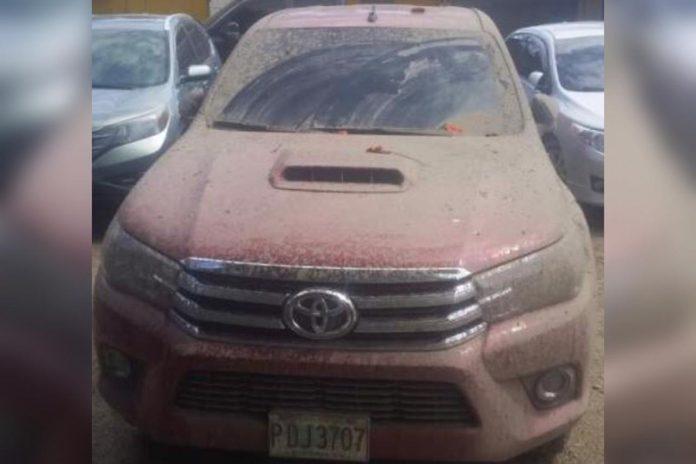 hombres disparan a policías en Choloma