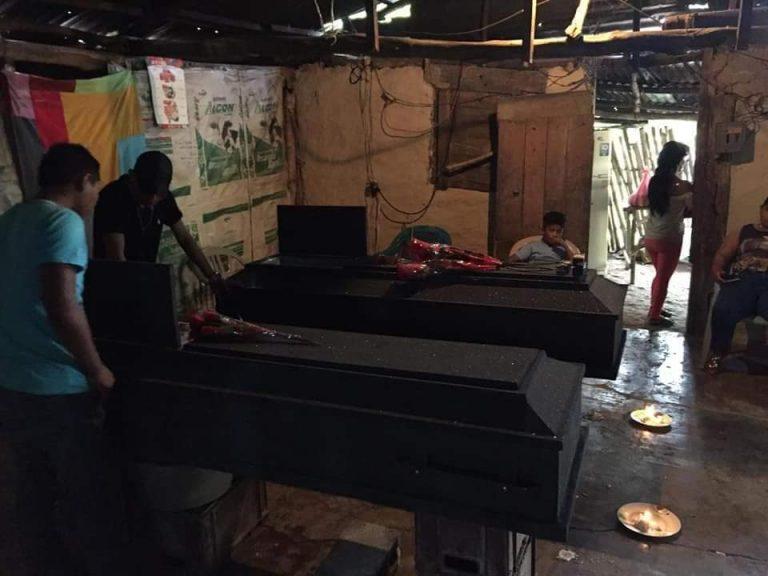 Desconocidos cometen horrendo crimen contra pareja de ancianos en Colón