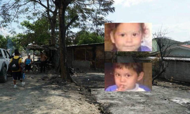SPS: hasta mañana o miércoles podrán sepultar a hermanitos que murieron en incendio