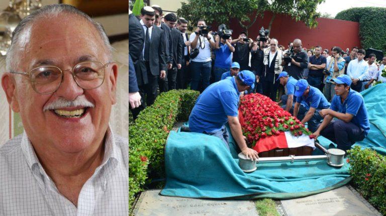 Aplausos en último adiós para el hombre que soñó con una Honduras próspera y plural