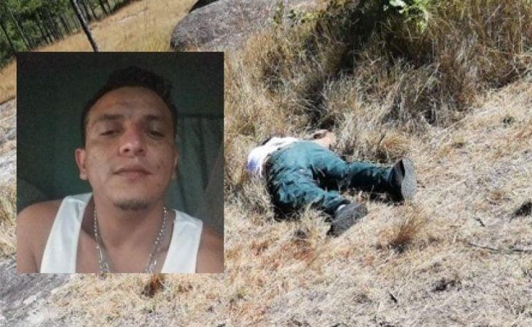 FNAMP: pandillero muerto, mujer detenida y armas decomisadas deja operativo