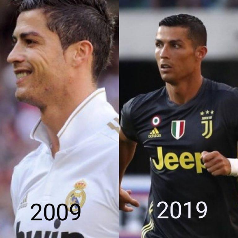 ¡Un duro golpe al Madridismo! El '10 year Challenge' de Cristiano Ronaldo