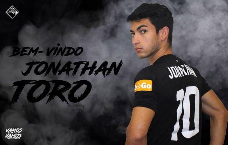 Jonathan Rubio ya entrena con el Académica Coimbra de Portugal