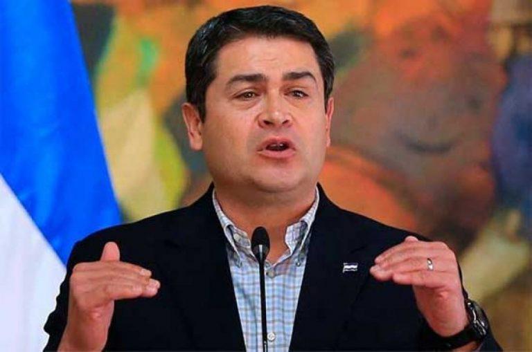 """Según JOH, los hondureños son una especie distinta a los """"seres humanos"""""""
