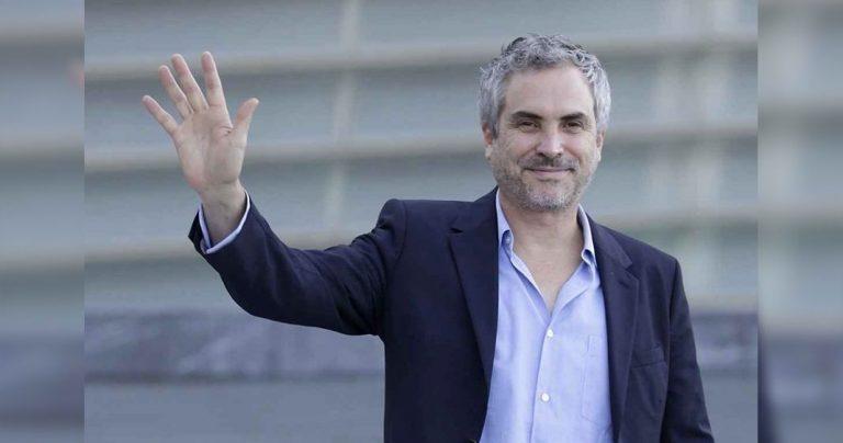 """El mexicano Alfonso Cuarón ganó categoría a mejor director con """"Roma"""""""