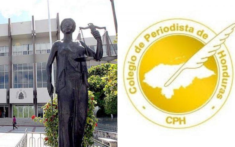Despenalizar delitos de injurias y calumnias pide el CPH
