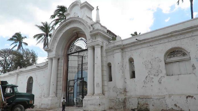 Cementerio General en Tegucigalpa