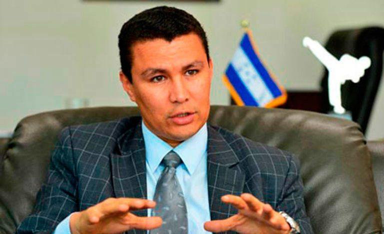 """Ebal Díaz: """"Palestina busca tener embajador concurrente en Honduras"""""""
