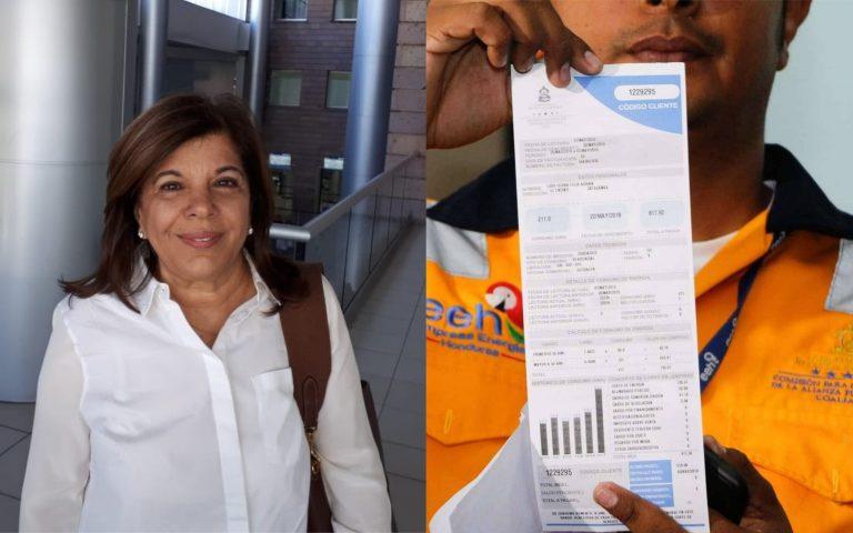 Juliette Handal: Costos de la energía hacen que Honduras pierda competitividad