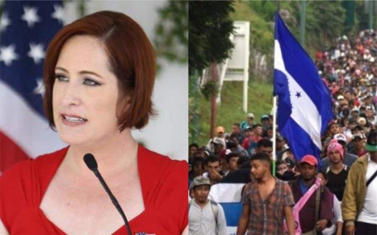 Heide Fulton advierte a migrantes sobre riesgos en el camino hacia EEUU