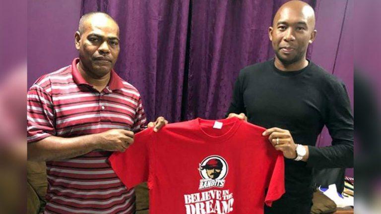 Belmopán Bandits presenta de manera oficial a Jerry Palacios