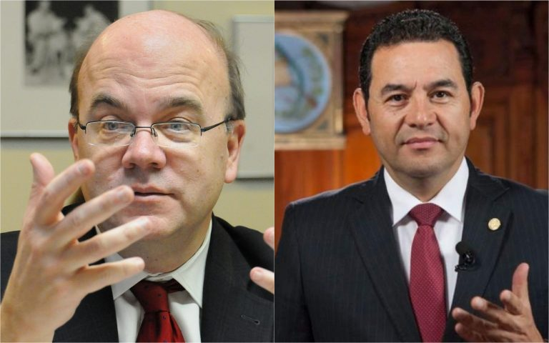 Congresista de EUA condena al Gobierno de Guatemala por intentar poner fin a la CICIG