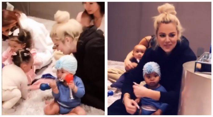 Bebés Kardashian