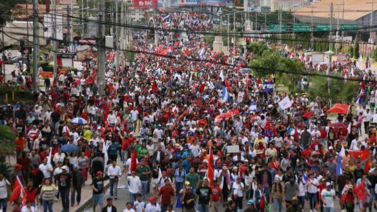 LIBRE saldrá a las calles el 27 de enero para exigir reformas electorales