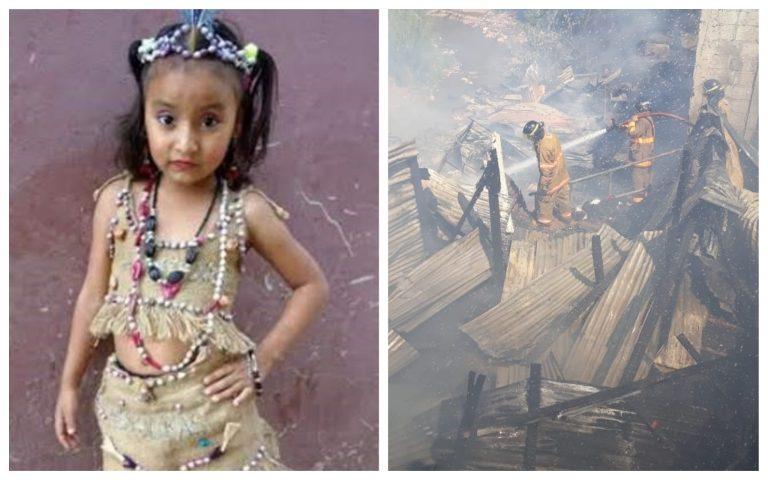 Tegucigalpa: niña que murió en incendio soñaba con ser maestra