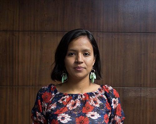Diputada Olivia Cáceres denuncia abusos cometidos por su exesposo